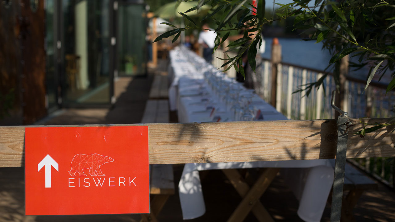 CELEBRATING THE KICK-OFF OF EISWERK