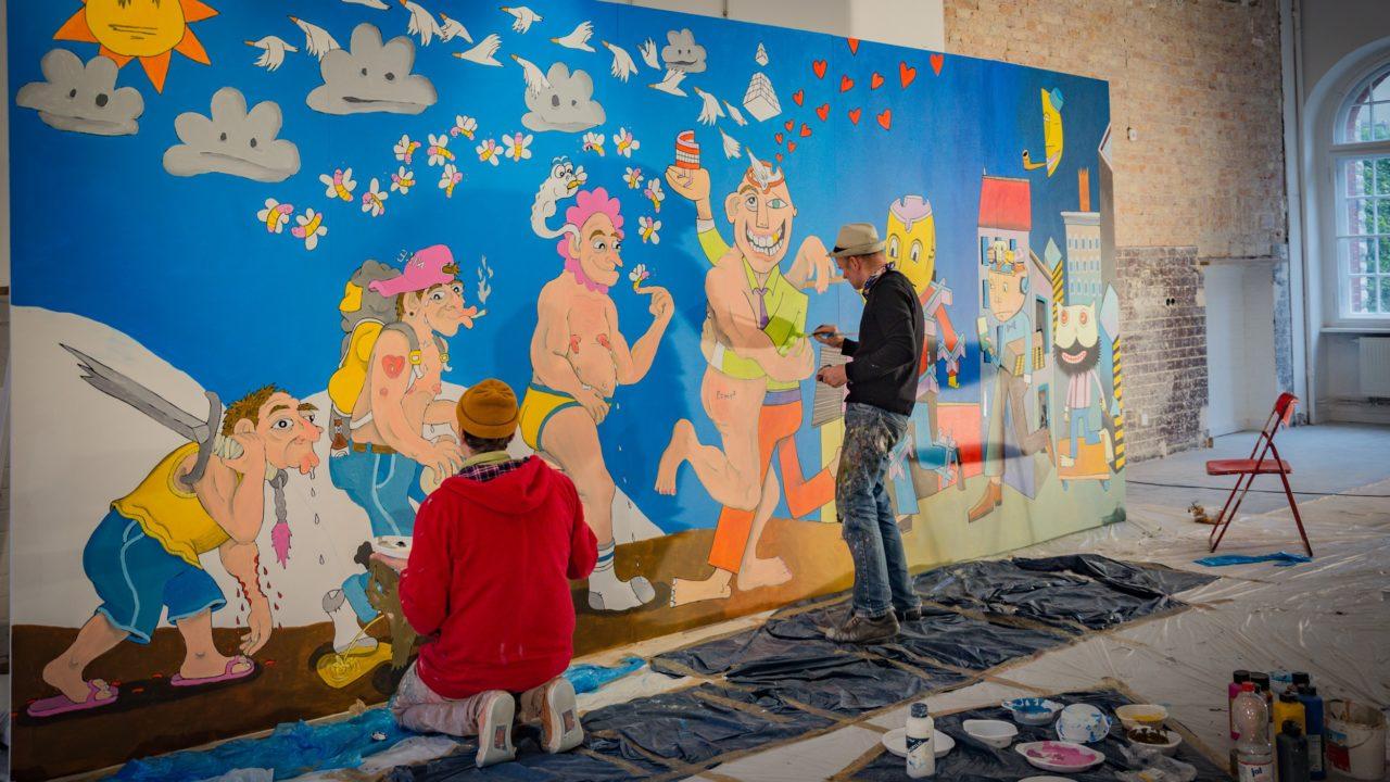 ID FESTIVAL CELEBRATES GERMAN AND ISRAELI ARTISTS