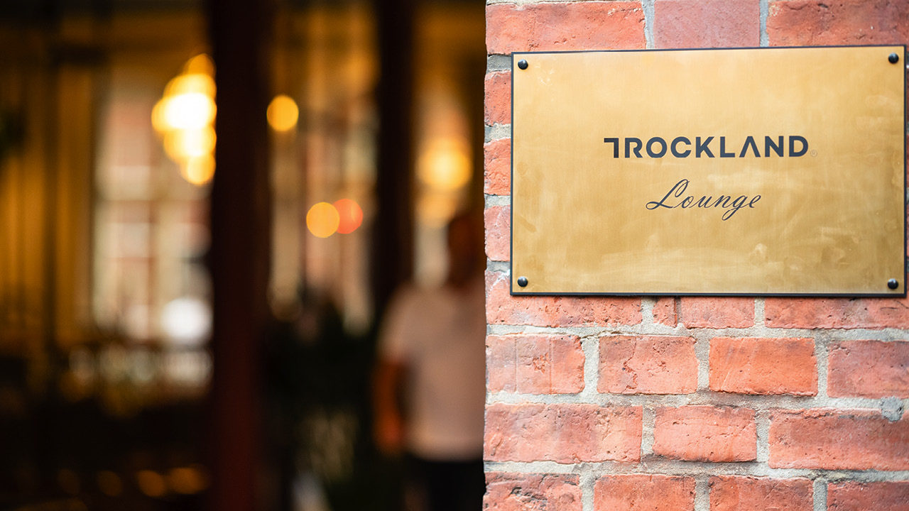 OUR VERY OWN PROJECT. THE TROCKLOUNGE